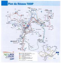 Plan des réseaux